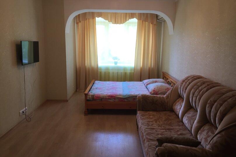 1-комн. квартира, 38 кв.м. на 3 человека, Казанское шоссе, 1, Нижний Новгород - Фотография 2