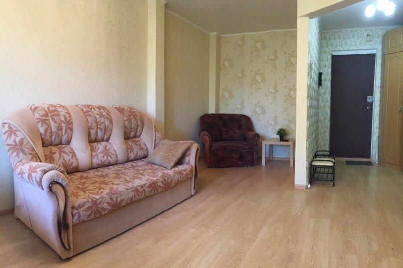 1-комн. квартира, 38 кв.м. на 3 человека, Казанское шоссе, 1, Нижний Новгород - Фотография 3