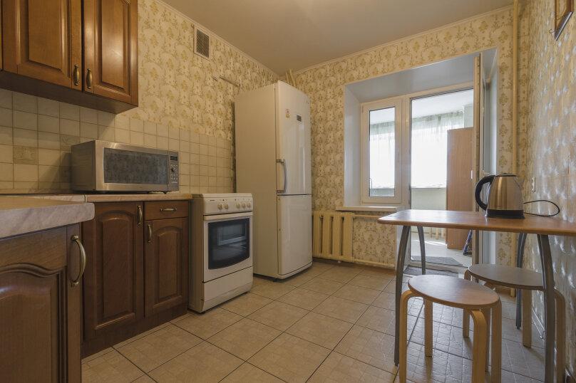 1-комн. квартира, 38 кв.м. на 3 человека, Казанское шоссе, 1, Нижний Новгород - Фотография 5