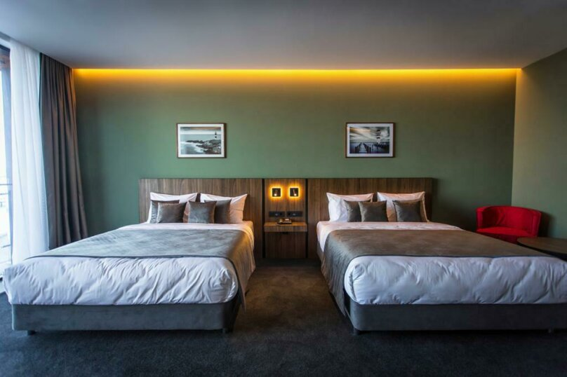 """Отель """"Promenade Hotel"""", Адмиралтейский проезд, 1 на 27 номеров - Фотография 2"""