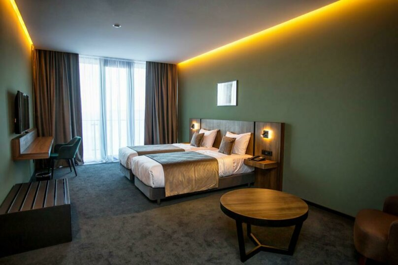 """Отель """"Promenade Hotel"""", Адмиралтейский проезд, 1 на 27 номеров - Фотография 16"""