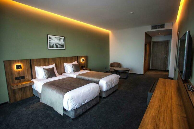 """Отель """"Promenade Hotel"""", Адмиралтейский проезд, 1 на 27 номеров - Фотография 19"""