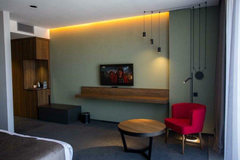 """Отель """"Promenade Hotel"""", Адмиралтейский проезд, 1 на 27 номеров - Фотография 21"""