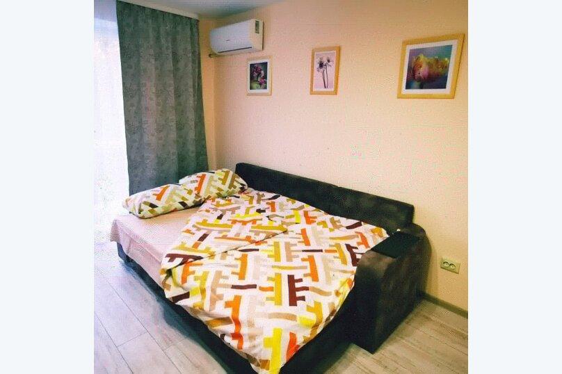 1-комн. квартира, 38 кв.м. на 4 человека, улица Льва Толстого, 58, Керчь - Фотография 6