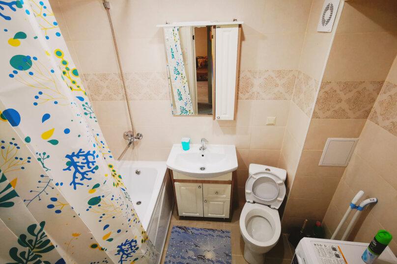 1-комн. квартира, 38 кв.м. на 4 человека, улица Льва Толстого, 58, Керчь - Фотография 7
