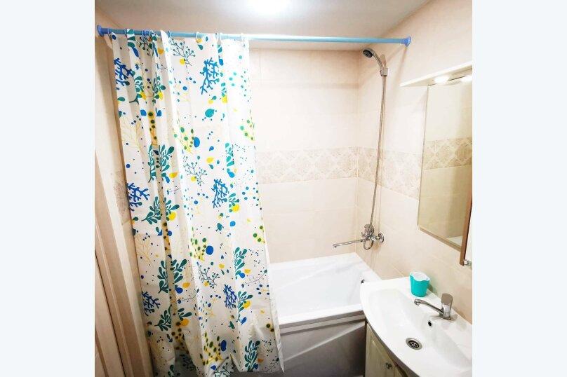 1-комн. квартира, 38 кв.м. на 4 человека, улица Льва Толстого, 58, Керчь - Фотография 8