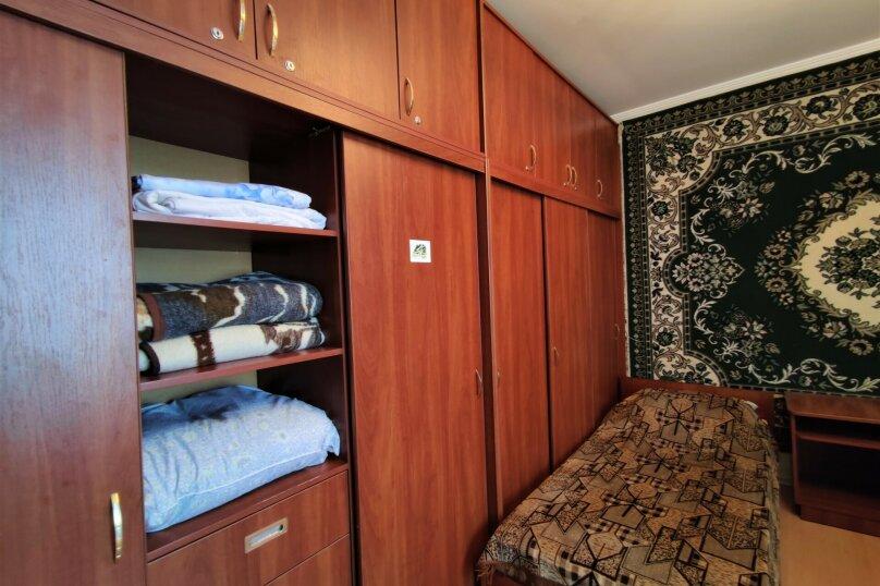 Дом 3ком1проходная10мин пляж,кухня,кондиционер,парковка, 100 кв.м. на 7 человек, 3 спальни, Таврическая улица, 36, Алушта - Фотография 28