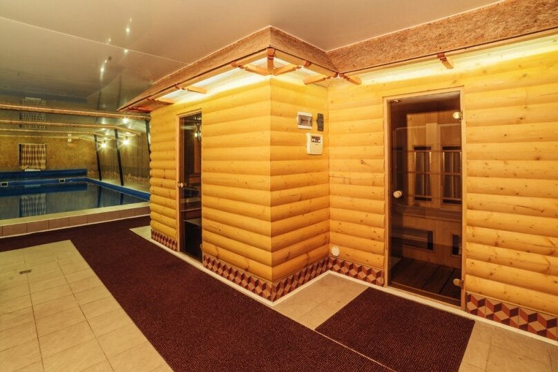 Парк-отель «Хвойный», проспект Ленина, 88 на 29 номеров - Фотография 34