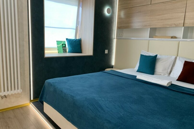 Двухместный номер с двумя разд. кроватями STD DBL (SGL+CHD) ROH, набережная реки Фонтанки, 40/68, Санкт-Петербург - Фотография 3