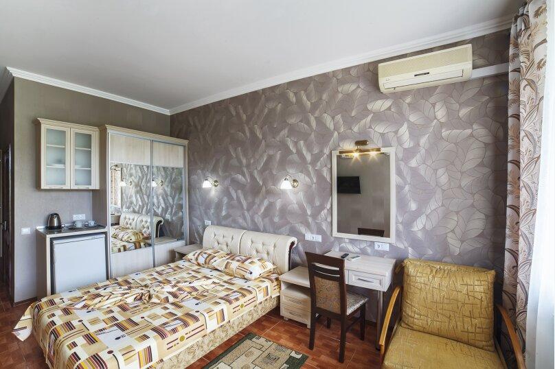 Улучшенный трёхместный номер , Октябрьская улица, 14, Алушта - Фотография 1