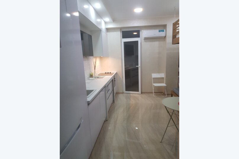 1-комн. квартира, 32 кв.м. на 4 человека, Нагорный тупик, 13Б, Адлер - Фотография 17