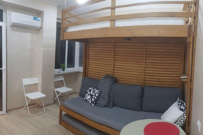 1-комн. квартира, 32 кв.м. на 4 человека, Нагорный тупик, 13Б, Адлер - Фотография 18