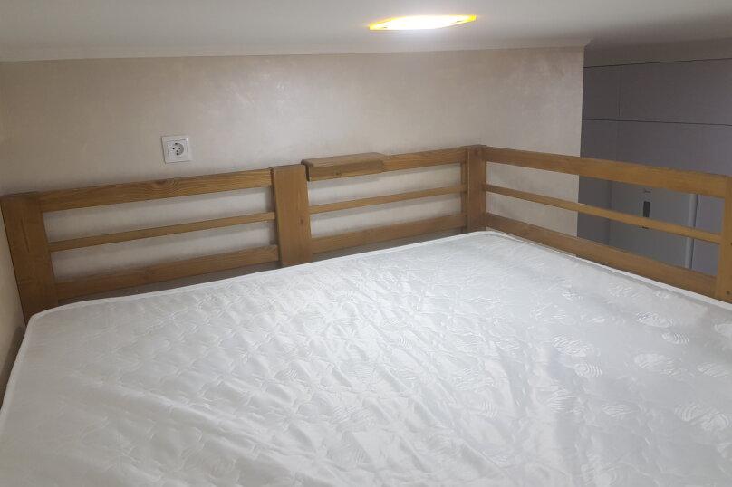 1-комн. квартира, 32 кв.м. на 4 человека, Нагорный тупик, 13Б, Адлер - Фотография 19