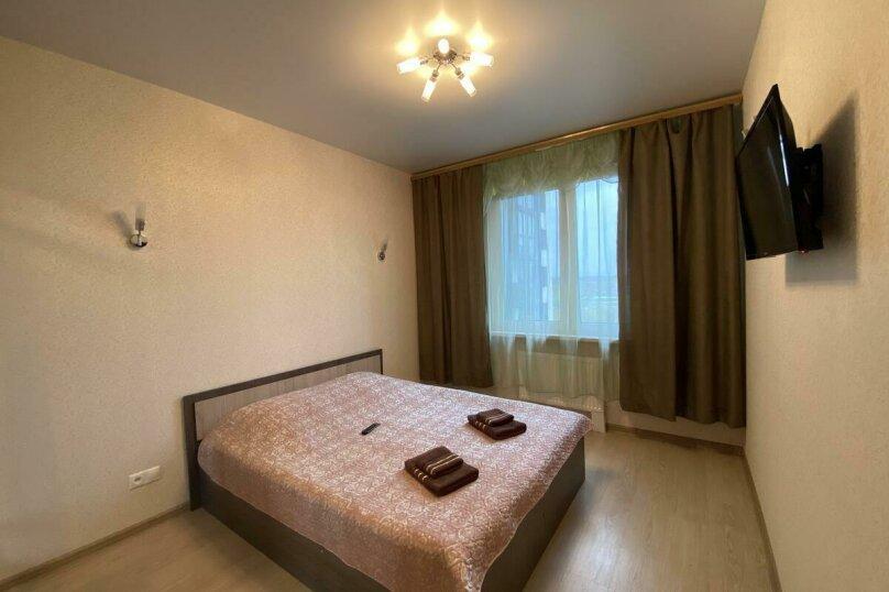 2-комн. квартира, 57 кв.м. на 5 человек, улица Академика Фортова, 1, Ногинск - Фотография 1