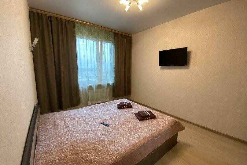2-комн. квартира, 57 кв.м. на 5 человек, улица Академика Фортова, 1, Ногинск - Фотография 2