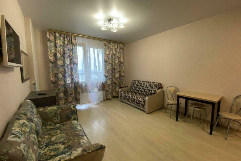 2-комн. квартира, 57 кв.м. на 5 человек, улица Академика Фортова, 1, Ногинск - Фотография 3