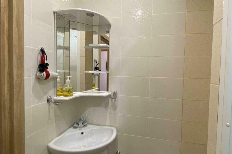 2-комн. квартира, 57 кв.м. на 5 человек, улица Академика Фортова, 1, Ногинск - Фотография 7