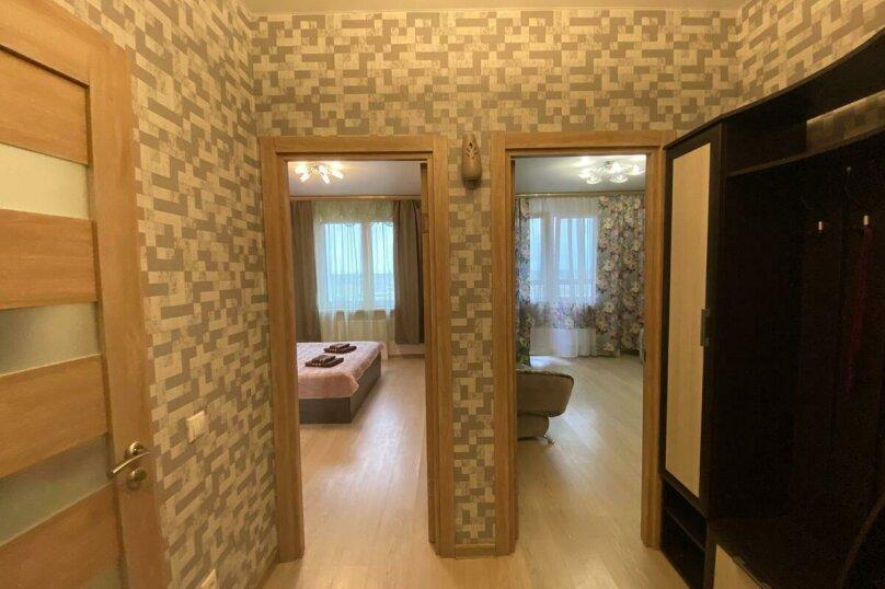 2-комн. квартира, 57 кв.м. на 5 человек, улица Академика Фортова, 1, Ногинск - Фотография 12