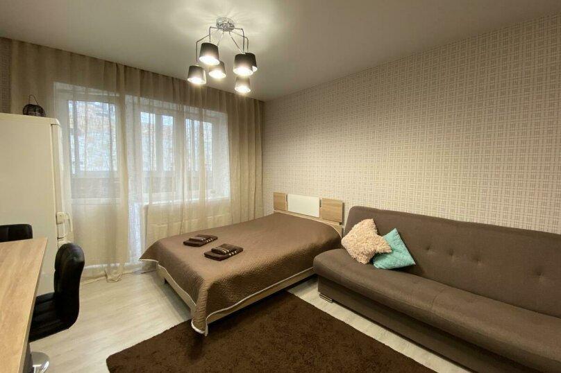 1-комн. квартира, 37 кв.м. на 4 человека, улица Дмитрия Михайлова, 3, Ногинск - Фотография 1