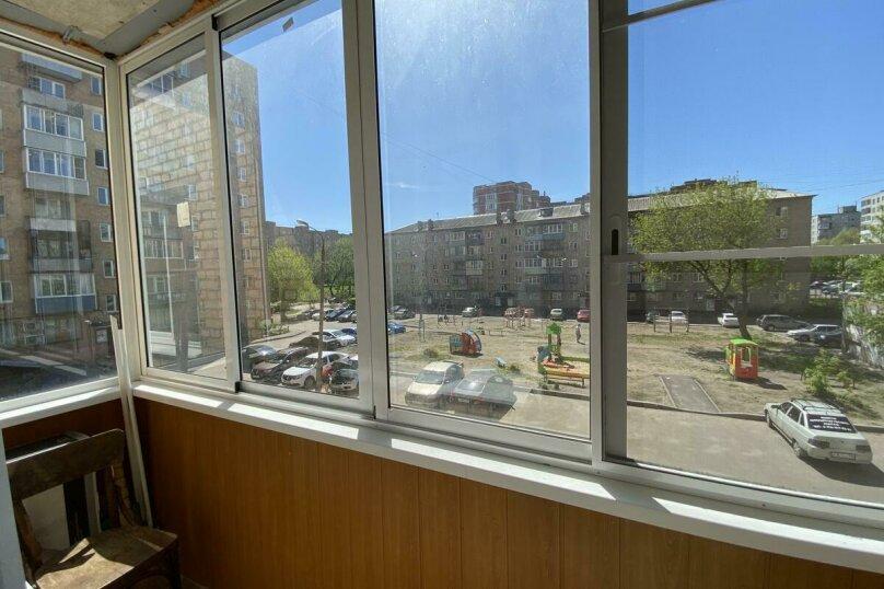 1-комн. квартира, 37 кв.м. на 4 человека, улица Карла Либкнехта, 7, Орехово-Зуево - Фотография 2