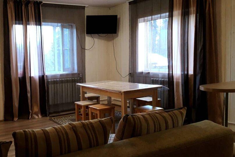 Дом Лесной, 70 кв.м. на 5 человек, 2 спальни, Западная улица, 1, деревня Рауталахти - Фотография 39
