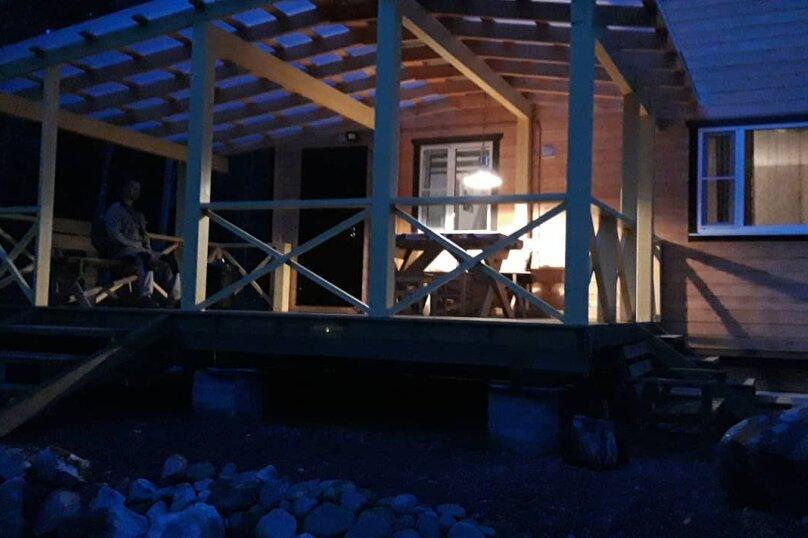Дом Лесной, 70 кв.м. на 5 человек, 2 спальни, Западная улица, 1, деревня Рауталахти - Фотография 42