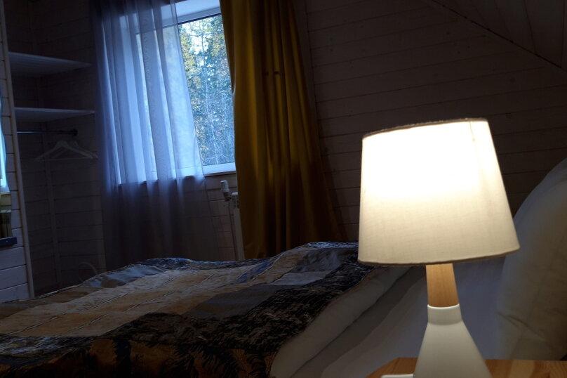 Дом Лесной, 70 кв.м. на 5 человек, 2 спальни, Западная улица, 1, деревня Рауталахти - Фотография 54