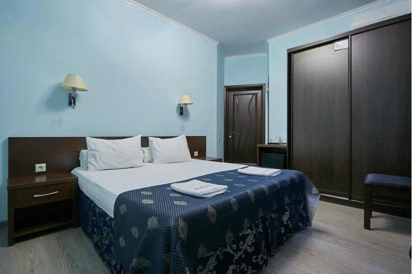 Стандарт с одной двухспальной или двумя односпальными кроватями, Интернациональная улица, 5, Адлер - Фотография 5