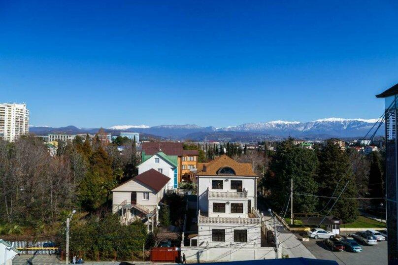 Трехместный Делюкс с видом на горы, Интернациональная улица, 5, Адлер - Фотография 6