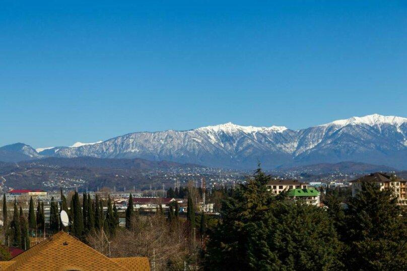 Трехместный Делюкс с видом на горы, Интернациональная улица, 5, Адлер - Фотография 7