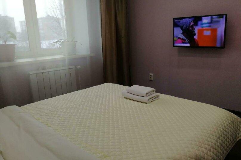 2-комн. квартира, 67 кв.м. на 6 человек, Депутатская улица, 47/2, Иркутск - Фотография 3