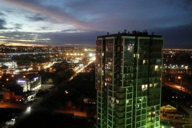 2-комн. квартира, 481 кв.м. на 6 человек, улица Красных Мадьяр, 14/2, Иркутск - Фотография 18