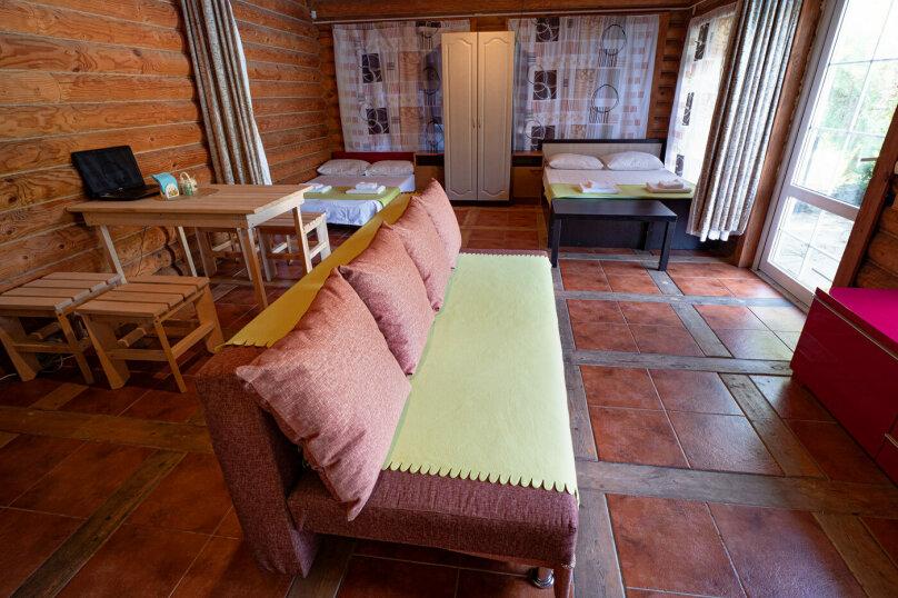 Коттедж, 42 кв.м. на 6 человек, 2 спальни, Кооперативный переулок, 1, Архипо-Осиповка - Фотография 3