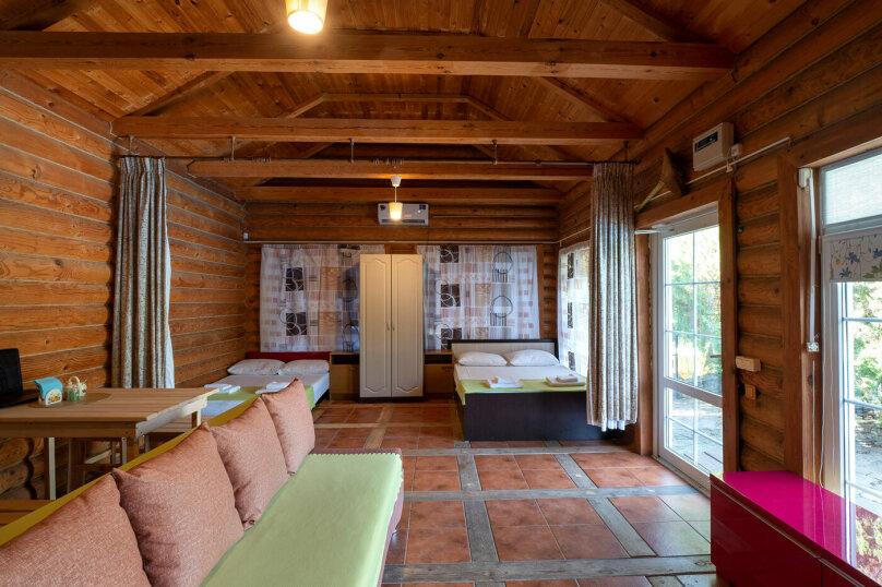 Коттедж, 42 кв.м. на 6 человек, 2 спальни, Кооперативный переулок, 1, Архипо-Осиповка - Фотография 4