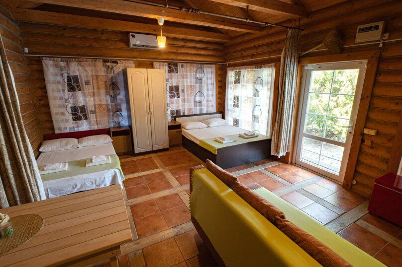 Коттедж, 42 кв.м. на 6 человек, 2 спальни, Кооперативный переулок, 1, Архипо-Осиповка - Фотография 7