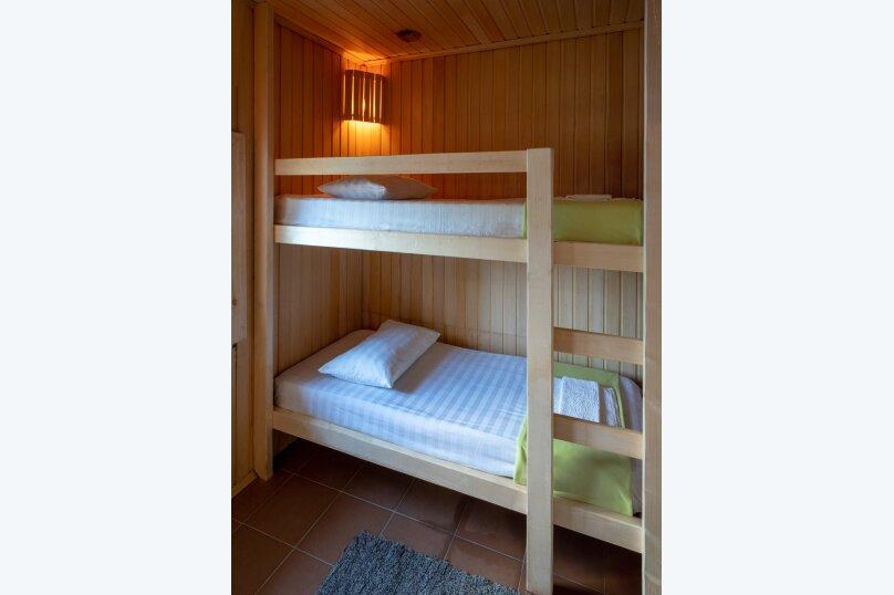 Коттедж, 42 кв.м. на 6 человек, 2 спальни, Кооперативный переулок, 1, Архипо-Осиповка - Фотография 8