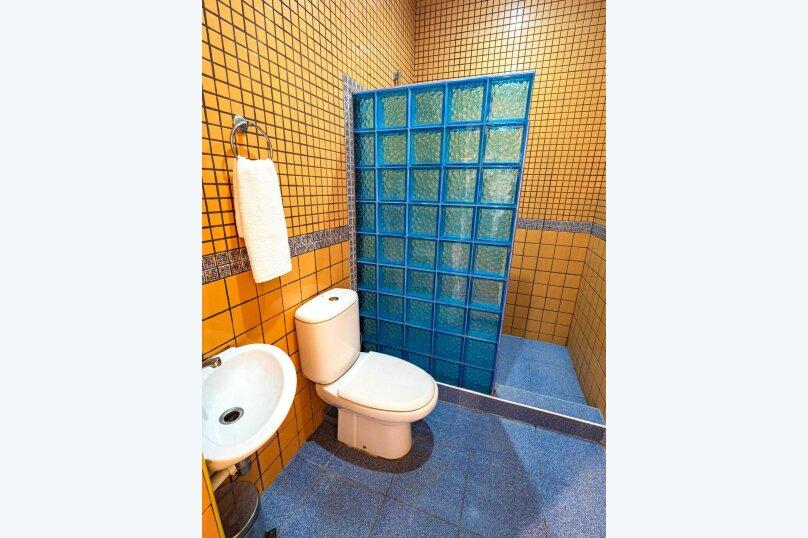 Коттедж, 42 кв.м. на 6 человек, 2 спальни, Кооперативный переулок, 1, Архипо-Осиповка - Фотография 10