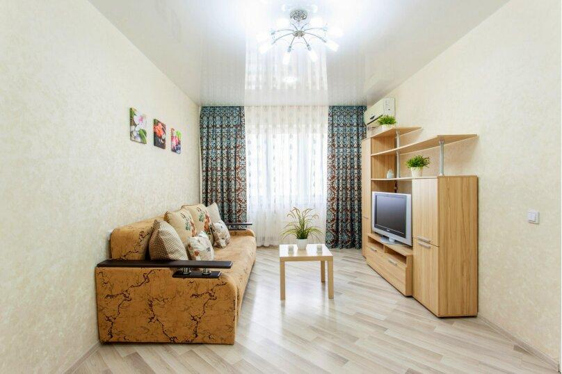 2-комн. квартира, 45 кв.м. на 5 человек, улица Котлярова, 17, Краснодар - Фотография 10