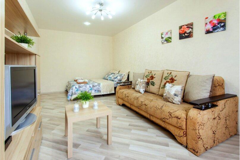 2-комн. квартира, 45 кв.м. на 5 человек, улица Котлярова, 17, Краснодар - Фотография 11