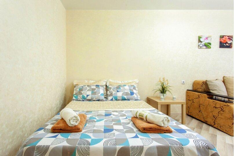 2-комн. квартира, 45 кв.м. на 5 человек, улица Котлярова, 17, Краснодар - Фотография 15
