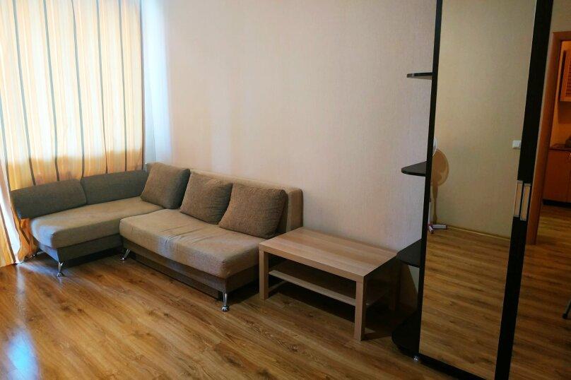 2-комн. квартира, 50 кв.м. на 4 человека, улица Николая Гондатти, 5, Тюмень - Фотография 5