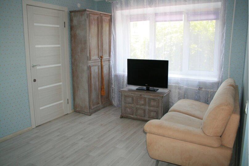 2-комн. квартира, 45 кв.м. на 5 человек, Трёхсвятская улица, 28, Тверь - Фотография 2