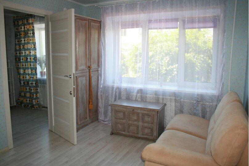 2-комн. квартира, 45 кв.м. на 5 человек, Трёхсвятская улица, 28, Тверь - Фотография 7