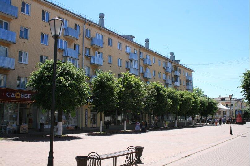 2-комн. квартира, 45 кв.м. на 5 человек, Трёхсвятская улица, 28, Тверь - Фотография 12