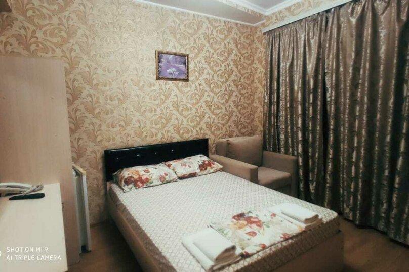 Трёхместный стандарт с раздельными кроватями, Колхозная улица, 75, Геленджик - Фотография 1