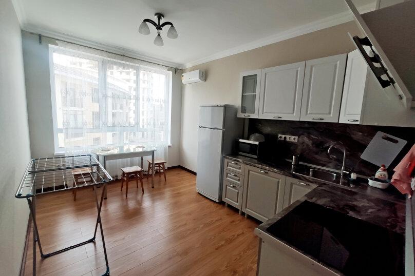 1-комн. квартира, 38 кв.м. на 3 человека, Северная улица, 9Бк1, Анапа - Фотография 2