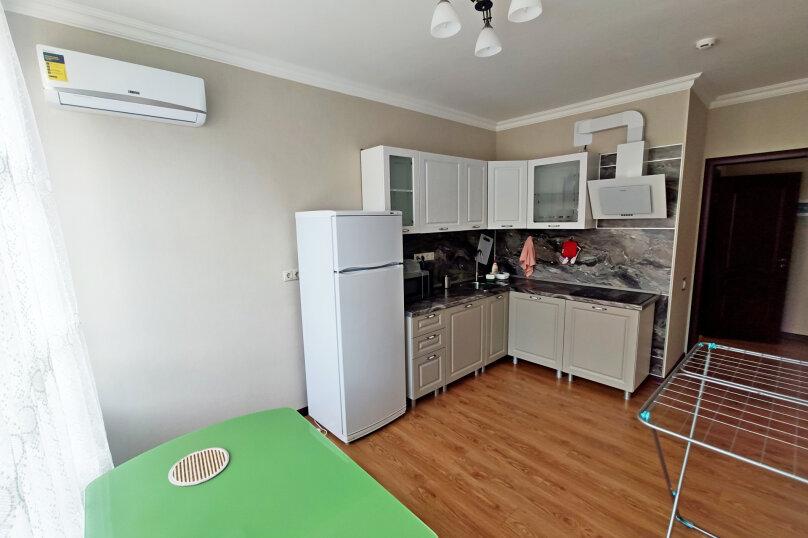1-комн. квартира, 38 кв.м. на 3 человека, Северная улица, 9Бк1, Анапа - Фотография 9