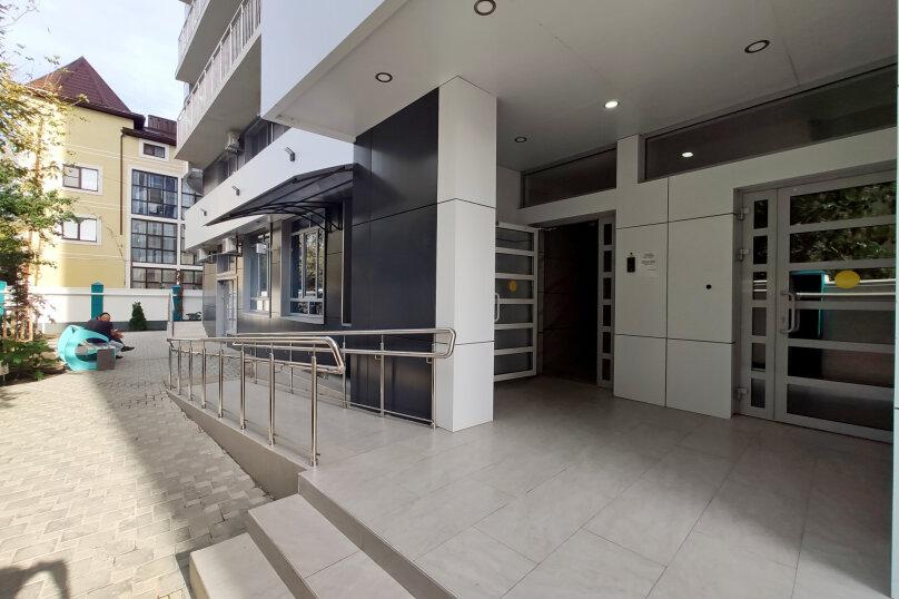 1-комн. квартира, 38 кв.м. на 3 человека, Северная улица, 9Бк1, Анапа - Фотография 16