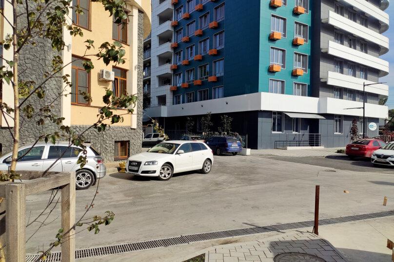 1-комн. квартира, 38 кв.м. на 3 человека, Северная улица, 9Бк1, Анапа - Фотография 18