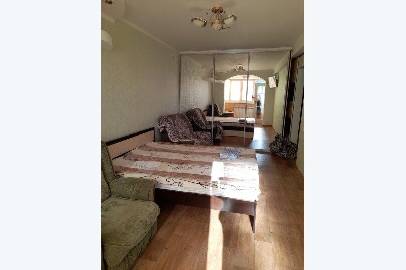 1-комн. квартира, 41 кв.м. на 4 человека, улица Герасима Рубцова, 17, Балаклава - Фотография 3